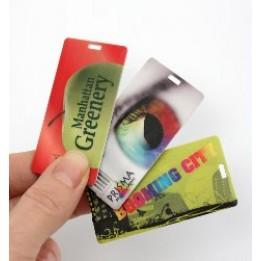Clé USB Mini Carte de crédit - Mémoire 8 Go