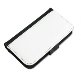 Coque portefeuille cuir synthétique Iphone 5 & 5S