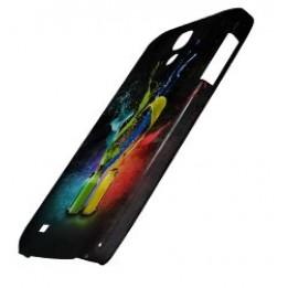 Lot de 2 coques pour sublimation 3D Galaxy S4