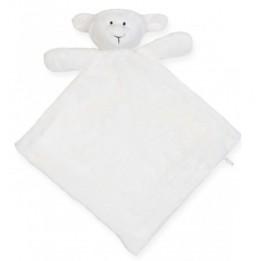 Doudou pour enfant agneau 100% polyester Mumbles MM019