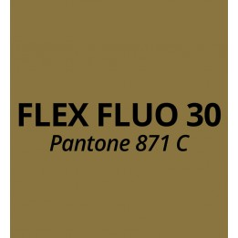 Vinyle thermocollant Flex Or Mate PU30