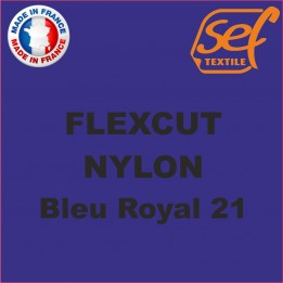 PU FlexCut Nylon Bleu Royal 21