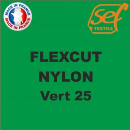 PU FlexCut Nylon Vert 25