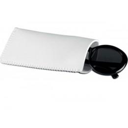 Housse de lunette blanche en néoprène polyester KI3029