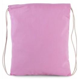 Petit sac à dos coton bio KI0147 (8 coloris) fermeture coulissante avec cordelette 30 x 36 cm (vendu à l'unité)