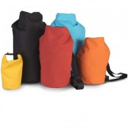 Sac étanche 2 litres en polychlorure de vinyle (PVC) 12 x 12 x 27 cm KI0643
