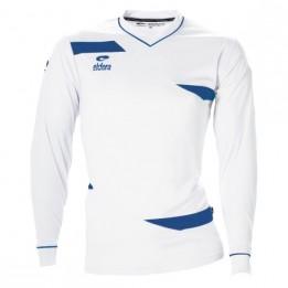 Maillot sport ELDERA blanc/royal Gamme Olympic XXXS à XXL