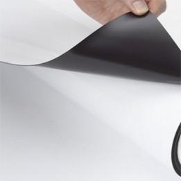 Film magnétique amovible blanc mat aimanté MB810 MAGNETIC