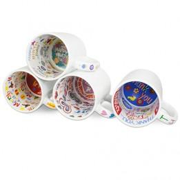 Mug à thème Merry Christmas céramique traité 100% polyester
