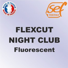 PU FlexCut Night Club Fluorescent