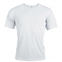 Tee-shirt homme sport 100% polyester col rond ProAct PA438 - 18 coloris