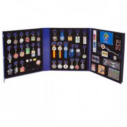 Pack échantillons porte-clés et pin's personnalisés