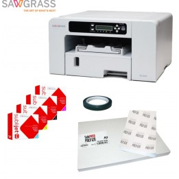 Pack imprimante sublimation Sawgrass Virtuoso A4 SG 400