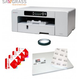 Pack imprimante sublimation Sawgrass Virtuoso A3 SG 800