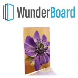 Plaque aluminium ultra brillante HD WunderBoard 27 formats