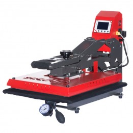 Presse semi-automatique Secabo TC-5 à membrane 38 x 38 cm
