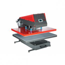 Presse pneumatique Secabo TP-10 80 x 100 cm grand format à tiroir frontal