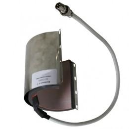 Résistance droite Ø 5,5 à 6,3 cm - Hauteur 8,5 cm pour presse série AC/MG