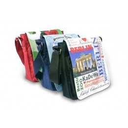 Rabat de rechange rouge pour sac VENISE