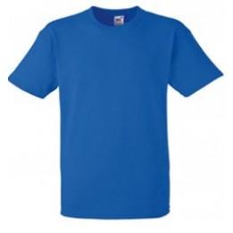 Tee-shirt royal 100% coton 185 gr/m² S à XXXL