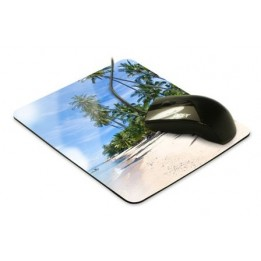 Tapis de souris ultra brillant 23 x 19 cm