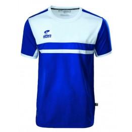 Tee-shirt sport ELDERA royal/blanc Gamme Allure XXXS à XXXXL