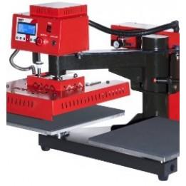 Presse pneumatique double plateaux 40x50cm TPDS7