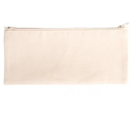 Trousse en lin 24 x 10 cm personnalisable en sublimation (vendu à l'unité)