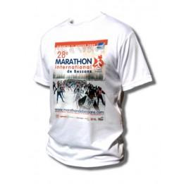 Pack 10 tee-shirts 190 gr/m² sublimation adultes avec tailles au choix
