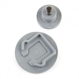 Outil UM-MY assemblage porte-clé métallique maison