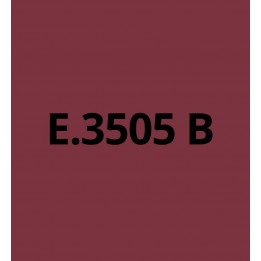 E3505B Bordeaux