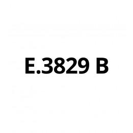 E3829B Blanc
