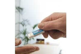 Clé USB modèle Original avec corps aluminium - Mémoire 8 Go