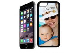 Coque 2D Iphone 6 en PVC dur 2 coloris (vendu à l'unité)