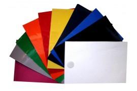 Kit découverte Flock velours - 10 couleurs - 34 cm x 1 mètre