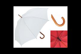 Parapluie Woodshaft FA3310 Ø 105 cm en toile polyester poignée bois (vendu à l'unité) - 5 coloris