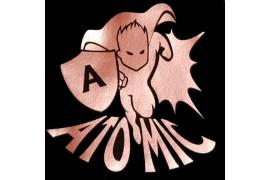"PU FlexCut Atomic Rose 01 ""Effet métallique irisé"""