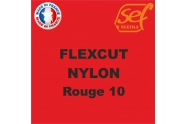 PU FlexCut Nylon Rouge 10