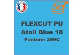 PU FlexCut Atoll Blue 18