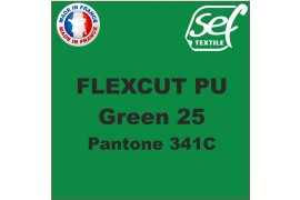 PU FlexCut Green 25
