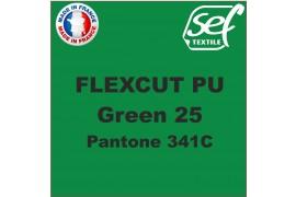 PU FlexCut Green 25