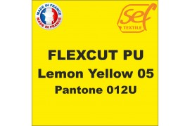 PU FlexCut Lemon Yellow 05