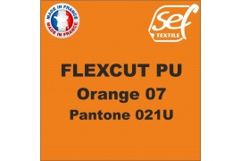 PU FlexCut Orange 07