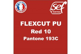 PU FlexCut Red 10