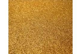 Flex de découpe Glitter coloris Or