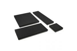 Kit 4 plateaux pour presses TS-3838MER & TS-4050MER