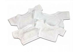 Mini tee-shirt pour peluche