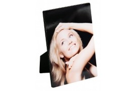 Panneau photo portrait Chromaluxe MDF 20,3 x 25,4 cm (vendu à l'unité)