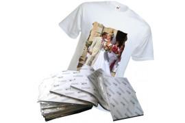 Papier transfert pour textile clair Trans Royal Max