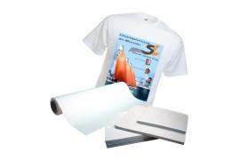 PaperJet en feuilles A4 / A3 pour textiles clairs